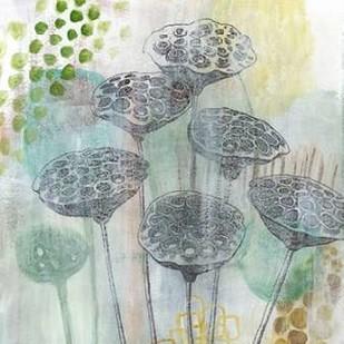 Seed Pod Composition I Digital Print by McCavitt, Naomi,Impressionism