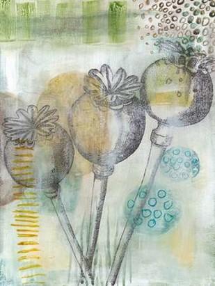 Seed Pod Composition II Digital Print by McCavitt, Naomi,Impressionism