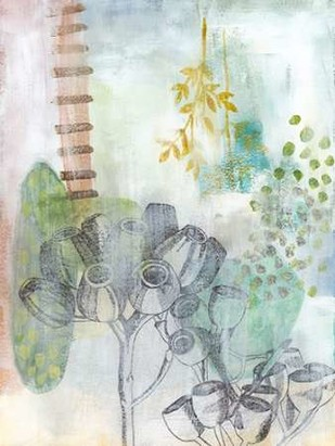 Seed Pod Composition III Digital Print by McCavitt, Naomi,Impressionism