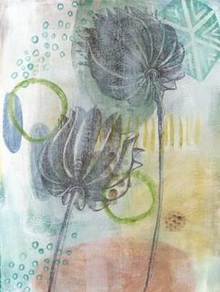 Seed Pod Composition IV Digital Print by McCavitt, Naomi,Impressionism