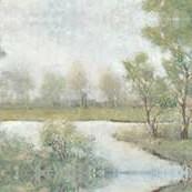 Field And Stream Digital Print by O'Toole, Tim,Impressionism