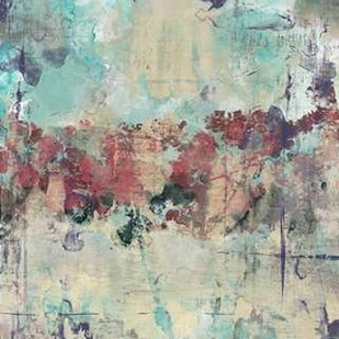 Marsala Field I Digital Print by Goldberger, Jennifer,Abstract