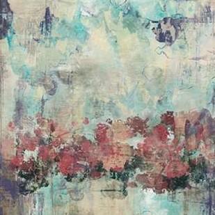 Marsala Field II Digital Print by Goldberger, Jennifer,Abstract