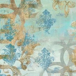 Pattern Construct I Digital Print by Goldberger, Jennifer,Decorative
