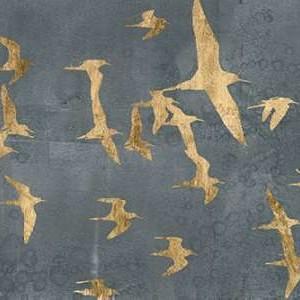 Silhouettes in Flight IV Digital Print by Goldberger, Jennifer,Decorative
