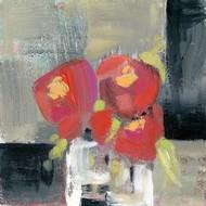 Rose Bud Vase II Digital Print by Goldberger, Jennifer,Impressionism