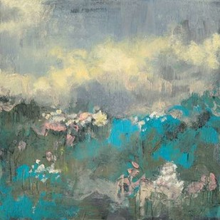 Painterly Field I Digital Print by Goldberger, Jennifer,Impressionism