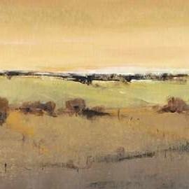 Golden Pasture I Digital Print by O'Toole, Tim,Impressionism