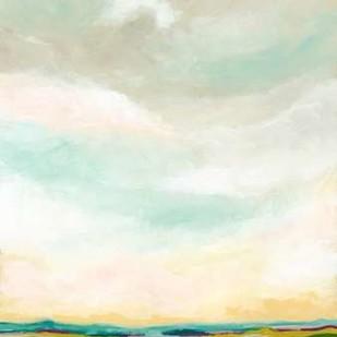 Bright Vista I Digital Print by Vess, June Erica,Impressionism