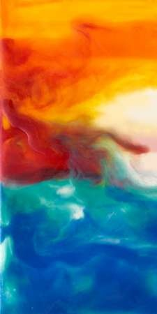 Marsh Sunrise I Digital Print by Ludwig, Alicia,Abstract