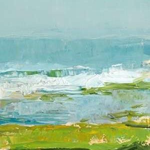 Coastal Overlook II Digital Print by Harper, Ethan,Impressionism