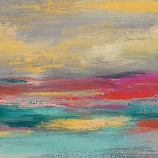 Sunset Study I Digital Print by Goldberger, Jennifer,Abstract