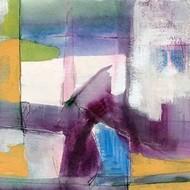 Vibrant Rhythm I Digital Print by Goldberger, Jennifer,Abstract