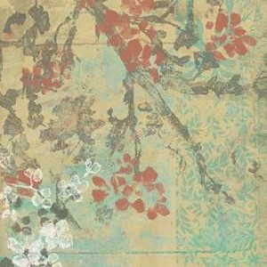 Blossom Panel I Digital Print by Goldberger, Jennifer,Decorative