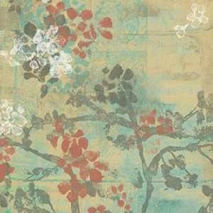 Blossom Panel II Digital Print by Goldberger, Jennifer,Decorative
