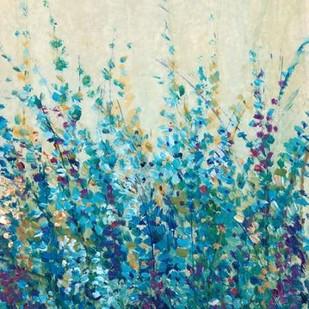 Shades of Blue I Digital Print by O'Toole, Tim,Impressionism