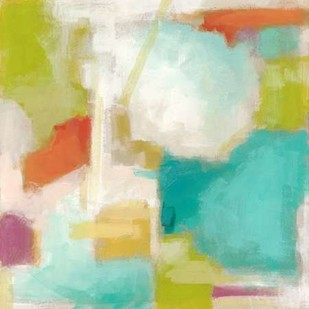 Color Space I Digital Print by Vess, June Erica,Abstract