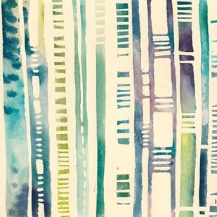Nightfall Cascade II Digital Print by Popp, Grace,Abstract