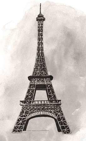 World Landmarks III Digital Print by Popp, Grace,Illustration