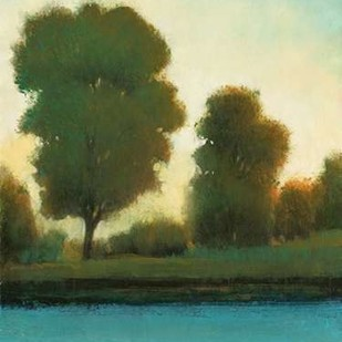 Quiet Moment I Digital Print by O'Toole, Tim,Impressionism, Impressionism