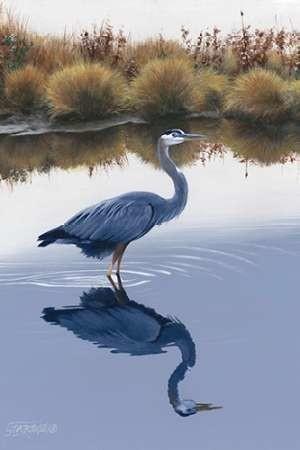 Blackwater Reflections I Digital Print by Szatkowski, Fred,Realism