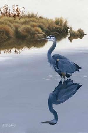 Blackwater Reflections II Digital Print by Szatkowski, Fred,Realism