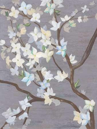 Cherry Blossom Haze II Digital Print by Popp, Grace,Decorative