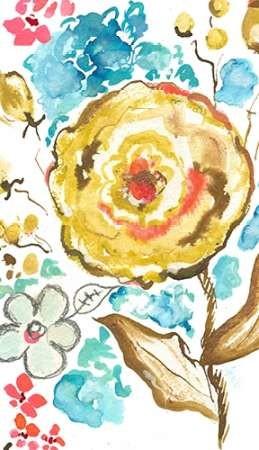 Sussex Garden I Digital Print by Minasian, Julia,Impressionism