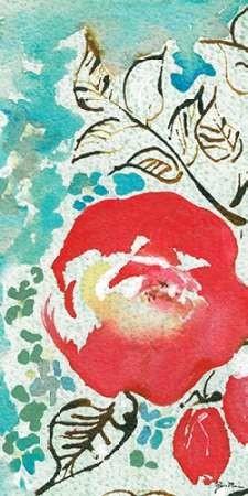 Sussex Garden III Digital Print by Minasian, Julia,Impressionism