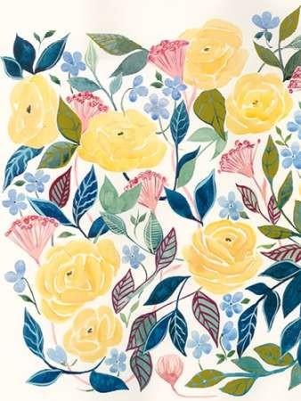 Unbound Blossoms I Digital Print by Popp, Grace,Decorative