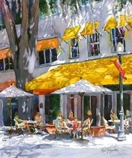 April Afternoon Digital Print by Fagan, Edie,Impressionism