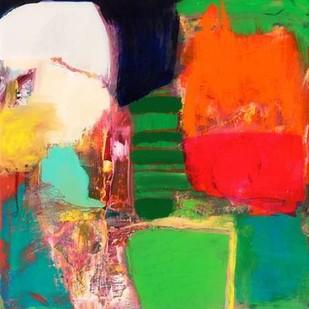 Heart Chambers Digital Print by Fuchs, Jodi,Abstract