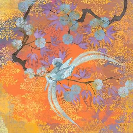 Aurora Australis I Digital Print by Evelia Designs,Impressionism