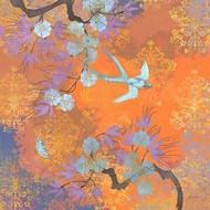 Aurora Australis II Digital Print by Evelia Designs,Impressionism
