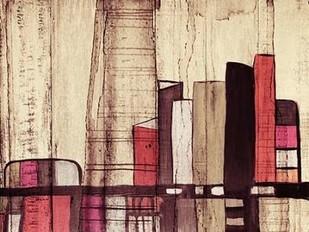 Inner City I Digital Print by Orlov, Irena,Decorative