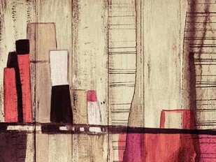 Inner City II Digital Print by Orlov, Irena,Decorative