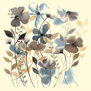 Garden Flicker I Digital Print by Popp, Grace,Impressionism