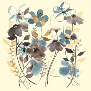 Garden Flicker II Digital Print by Popp, Grace,Impressionism