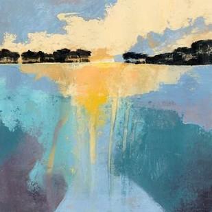 Back Bay Sun I Digital Print by Popp, Grace,Impressionism