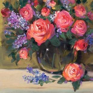 Floral Still Life I Digital Print by O'Toole, Tim,Impressionism
