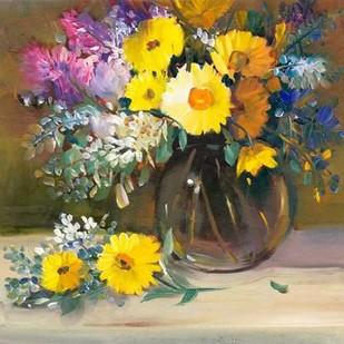 Floral Still Life II Digital Print by O'Toole, Tim,Impressionism
