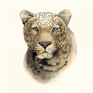 Safari Cat I Digital Print by Popp, Grace,Impressionism