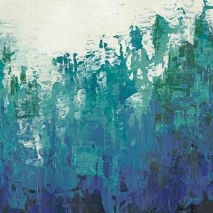 Sea Caverns II Digital Print by Popp, Grace,Impressionism