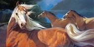 Storm Chasers Digital Print by Hawley, Carolyne,Impressionism