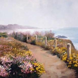 Wildflowers Digital Print by Hawley, Carolyne,Impressionism