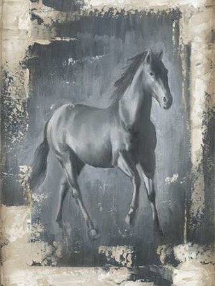 Running Stallion I Digital Print by Harper, Ethan,Realism