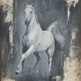 Running Stallion II Digital Print by Harper, Ethan,Decorative