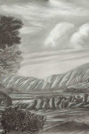 Classical Landscape Triptych II Digital Print by Naomi McCavitt,Impressionism