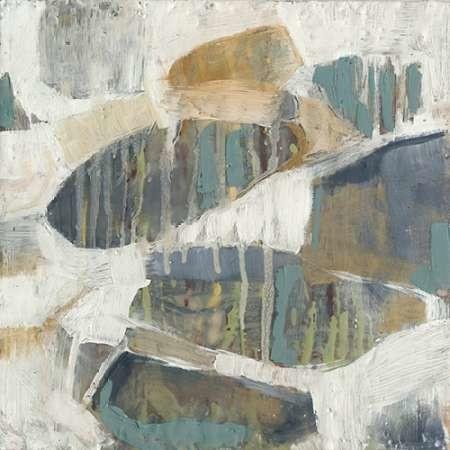 Orbs Dissolve I Digital Print by Jennifer Goldberger,Abstract