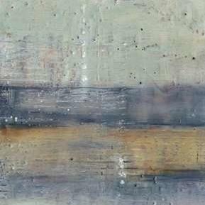 Glimmer I Digital Print by Jennifer Goldberger,Impressionism